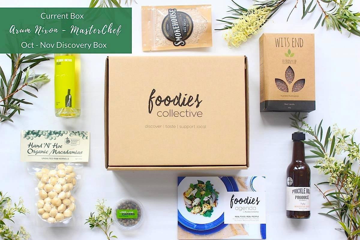 Foodies Collective Discovery Box